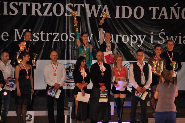 Mistrzowie Polski Discofox 2013