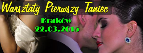 warsztaty pierwszy taniec Kraków