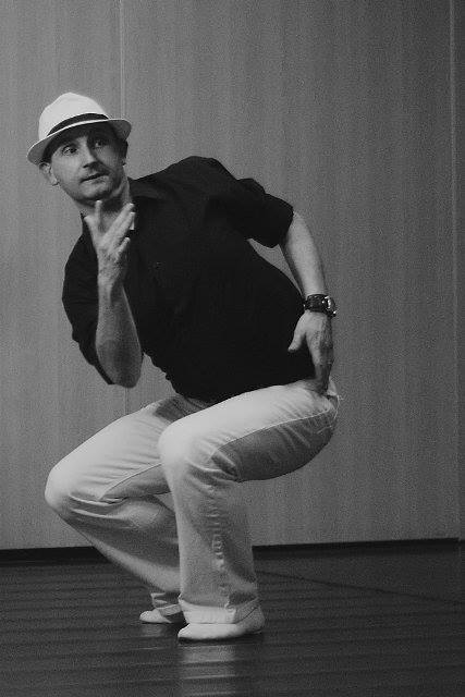 instruktor tańca salsy